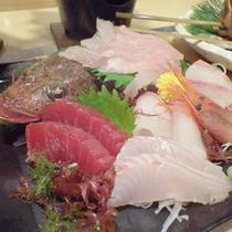 *【夕食例】脂ののったお魚を堪能♪