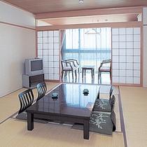*【客室例】畳のお部屋でのんびり寛ぐ…