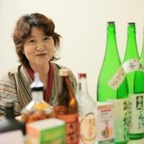 和ませ系川ちゃん♪(升酒名手)