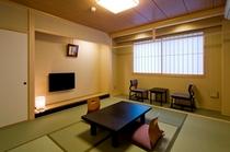 21年6月OPEN新館客室8畳タイプ