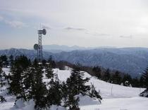 2月27日山頂 テレビ塔