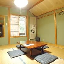 *【和室6畳】足を伸ばして寛げるベランダ付和室6畳の客室
