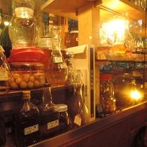 *【囲炉裏のある食事処】オーナー手作りの果実酒