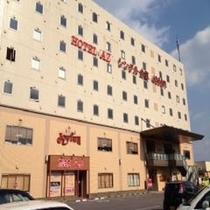 外観(HOTEL AZ)