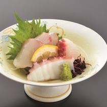 長崎刺盛3種盛~長崎魚愛用店~一品料理