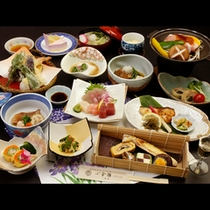 【季の舞-toki】お料理例