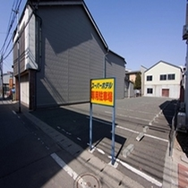 P2 駐車場