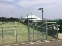 藤波テニスコート