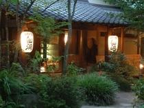 仙洞 母屋