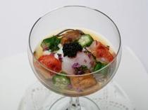 駿河湾魚介類のカクテル