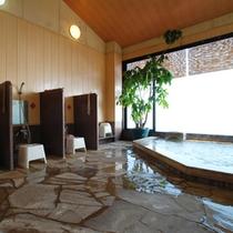 ゆったりとお入りいただける大浴場(女性用)
