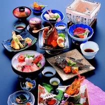 *【雅コース】品数も質もグレードアップした会席料理です(イメージ)