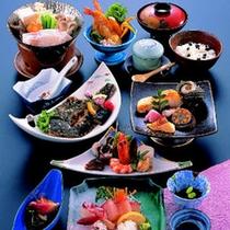 *【安芸コース】通常のお料理よりもお手軽な会席料理です(イメージ)