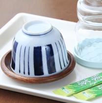 お茶セット(全室共通)