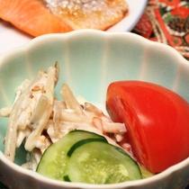 ☆料理_朝食_サラダ
