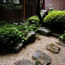 風情ある庭