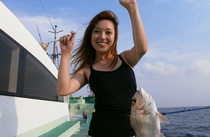自家用船での釣りやクルーズ(別途料金)