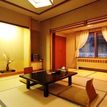 和室10畳の部屋イメージです