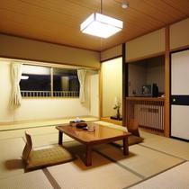 和室14畳の部屋イメージです