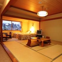 和洋室14畳の部屋イメージです
