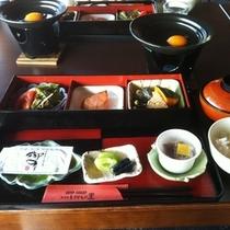 【ご朝食】:栄養満点♪2
