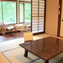 *【和室】2階「松」8畳+2畳