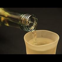 *美味しいお酒を楽しめます
