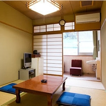 6畳和室部屋(本館)
