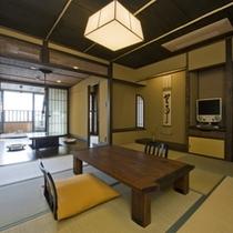 【花タイプ/なでしこ・ささゆり/111平米】一番広いお部屋です