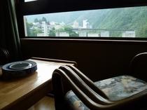 部屋からの風景