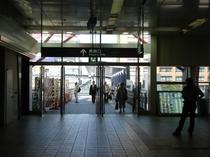 JR岐阜駅長良出口