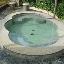 【洋風露天風呂】全10種類のお風呂で温泉をご堪能いただけます。