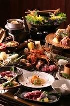 【伊勢海老&タラバ蟹&厳選牛♪贅沢プラン】当館一番人気プラン