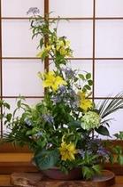 【生け花③】