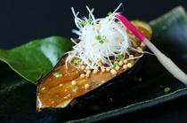 【夕食】その季節で一番美味しいものを最高の状態で提供する/秋の夕食例