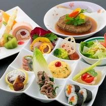 【お子様用夕食】