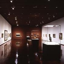 グラントワ展示室