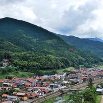 津和野の町
