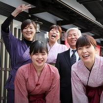 山陰の小京都・津和野のお宿よしのやへ、ようこそ♪
