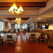 *レストラン/夕朝のお食事はこちらでご用意いたします。