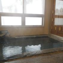 *大浴場(男性用)/ゆっくりと浸かって体の芯からぽかぽかに。