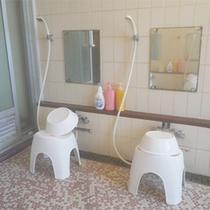 *大浴場/清掃時以外24時間入れます!チェックアウト後の入浴もOK。