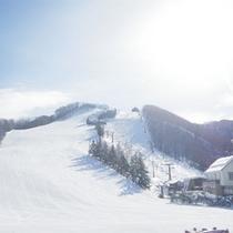 *志賀高原サンバレースキー場/熊の湯・横手山スキー場へは送迎可能です!