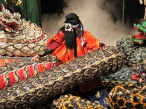 広島県民文化センター(鯉城会館)で4月~12月毎週水曜日、神楽定期公演開催中♪