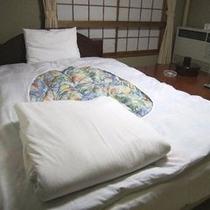 【ワケあり】別館・和室6畳(ベッド)アウトレットルーム