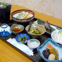 *【夕食(一例)】