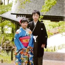 *会津柳津十三講詣り。13歳の厄難を払い、知恵を授けていただけるよう祈願します。