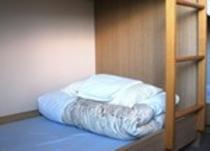 ドミトリー(ベッドの1例)
