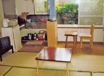 台所付和室