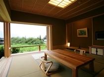 風の稲客室一例